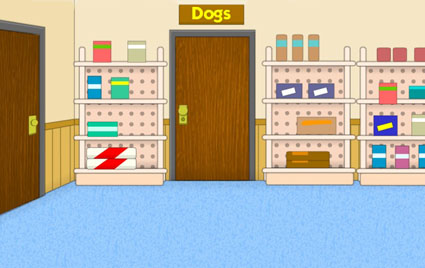 Mission Escape: Pet Shop