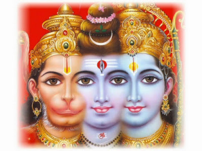 different-different-forms-of-lord-shiva-ram-hanuman
