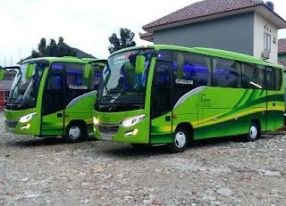 Sewa Bus Medium Jakarta Garut, Sewa Bus Medium Ke Garut