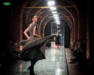 Torino Fashion Week Walter Dang sfilata di moda