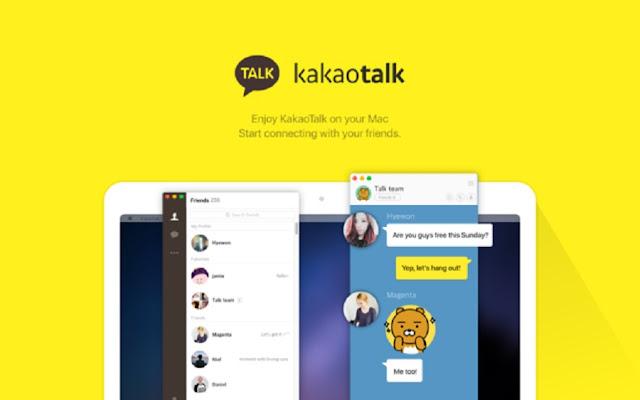 KakaoTalk 3.0 Generasi Terbaru