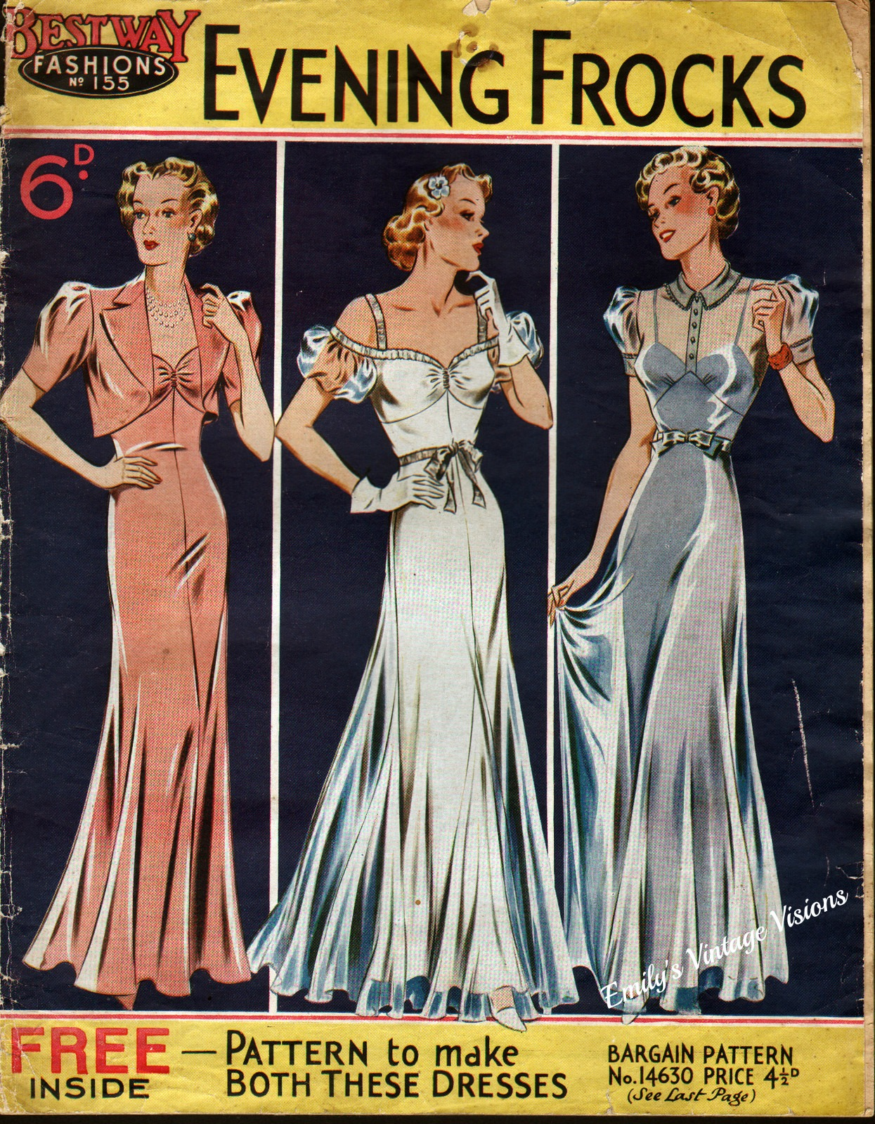 Emily's Vintage Visions: 1930s Pattern Catalogs for ...