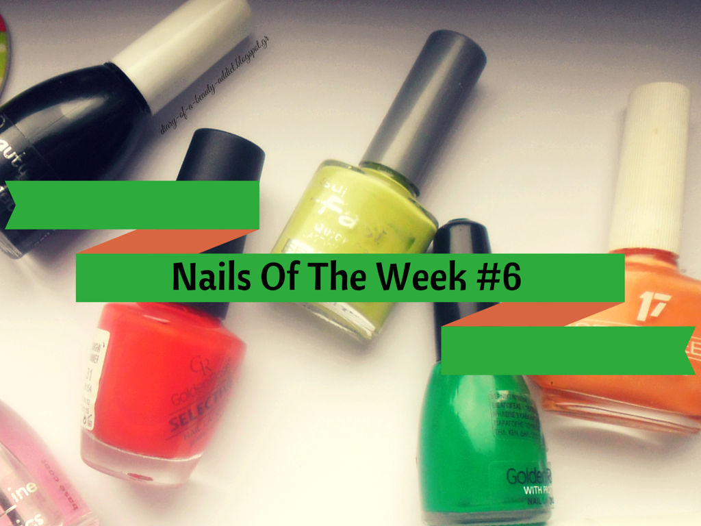 Nails Of The Week #6