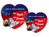 Logo Baci Perugina ''Fai Sciogliere il suo Cuore – San Valentino 2019'': vinci incontri con Mara Maionchi e Enrico Nigiotti
