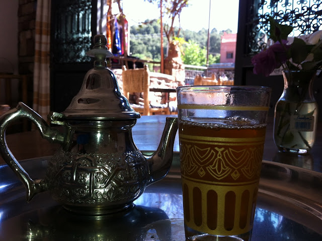 Tee Pfefferminztee