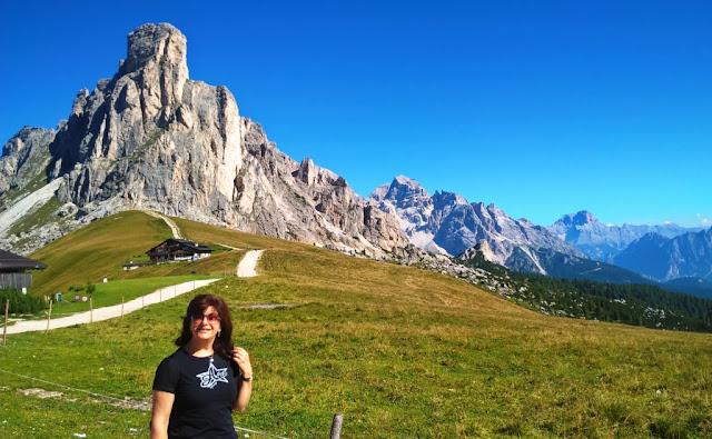 Passo Giau - Monte Ra Gusela
