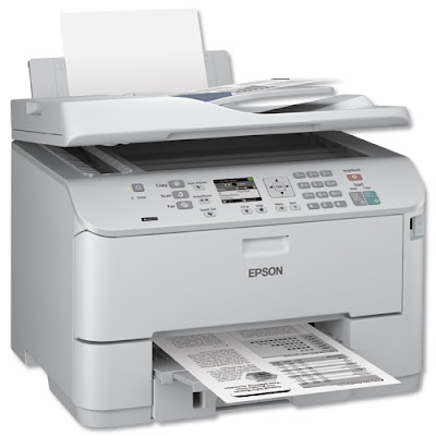 Epson WorkForce Pro WP-M4525DNF Driver Download