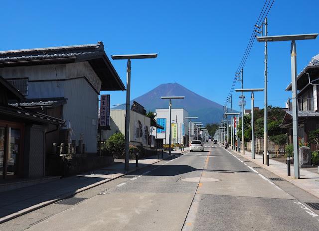 富士みち 御師町