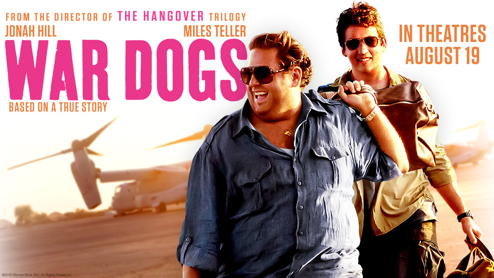 War Dogs Hd Stream