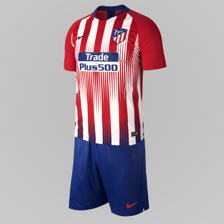 Atletico Madrid 18-19 Home Kit Released - Footy Headlines
