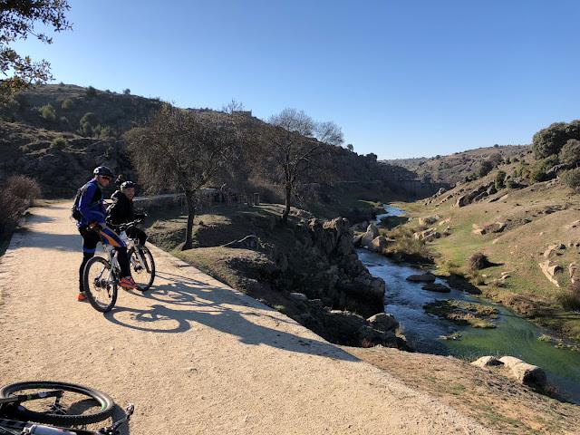 AlfonsoyAmigos - Puente de La Marmota
