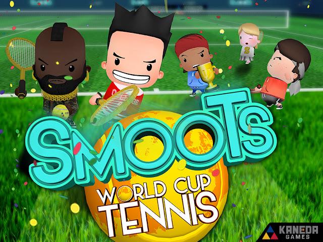 تحميل لعبة Smoots World Cup Tennis