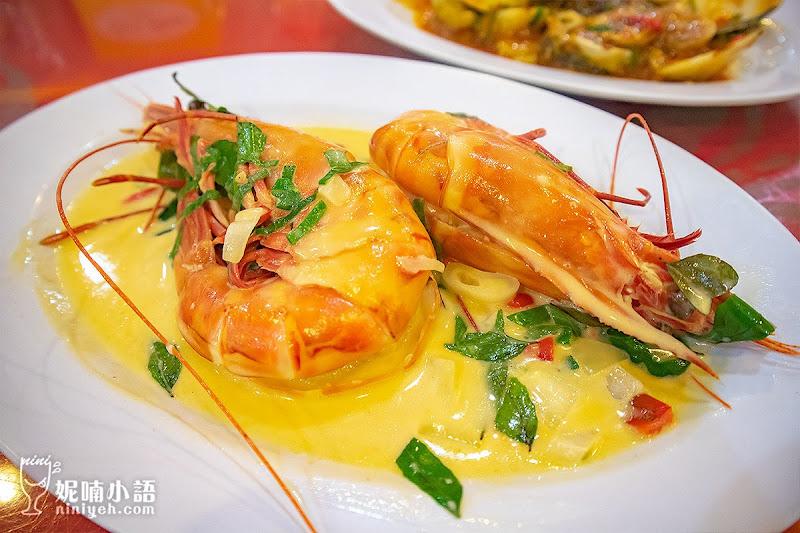【沙巴亞庇美食】大茄來海鮮餐廳。重量級火爆美食韓國遊客都朝聖