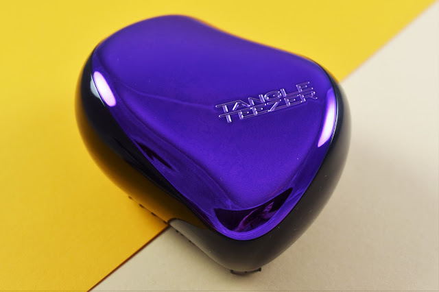 Tangle Teezer Compact Styler in Purple Dazzle
