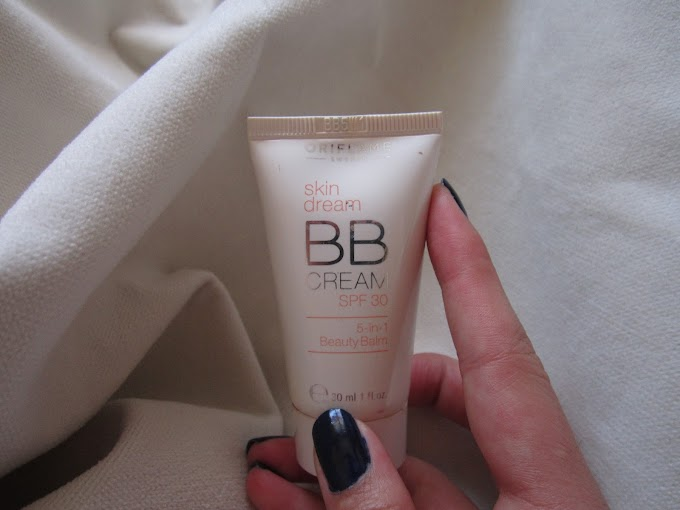 Değerlendirme #6: Oriflame Skin Dream BB Krem - Light