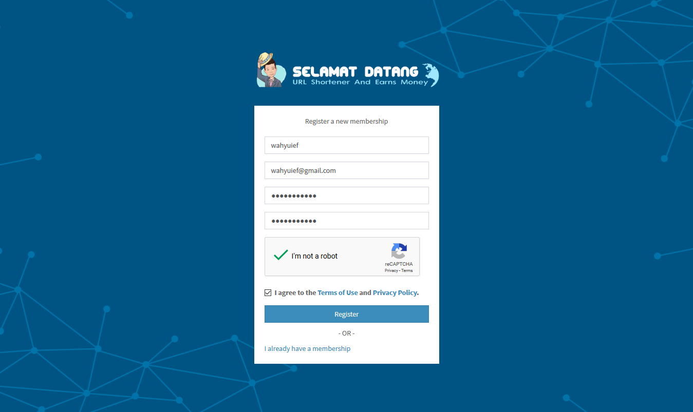 Safelink Blogger, URL Shortener Untuk Blogger Dari Indonesia