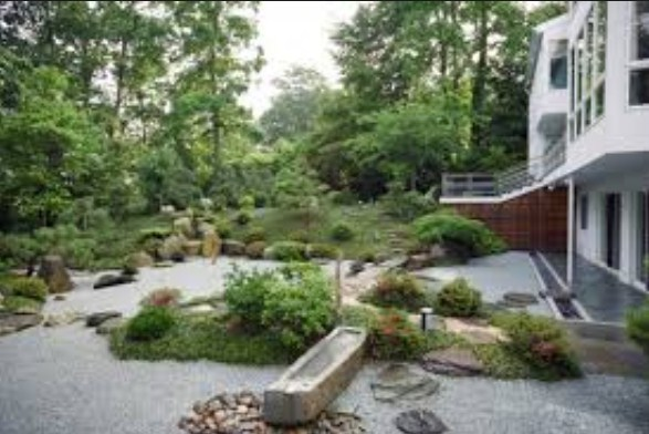 Membuat Desain Taman Ala Jepang Sederhana Tapi Indah Terbaru Informasi