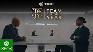 FIFA 20 - Equipe do Ano Revela Trailer com Virgil Van Dijk