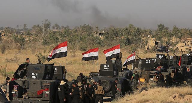 Segunda Brigada de Hashd al-Shaabi encontrou cerca de 500 cadáveres de civis na prisão de Badoush