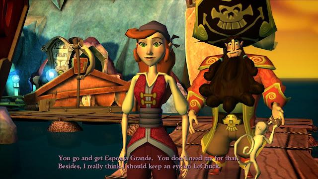 Tales of Monkey Island Game Setup