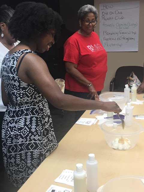 DIY shampoo and conditioner class Indianapolis - ClassyCurlies