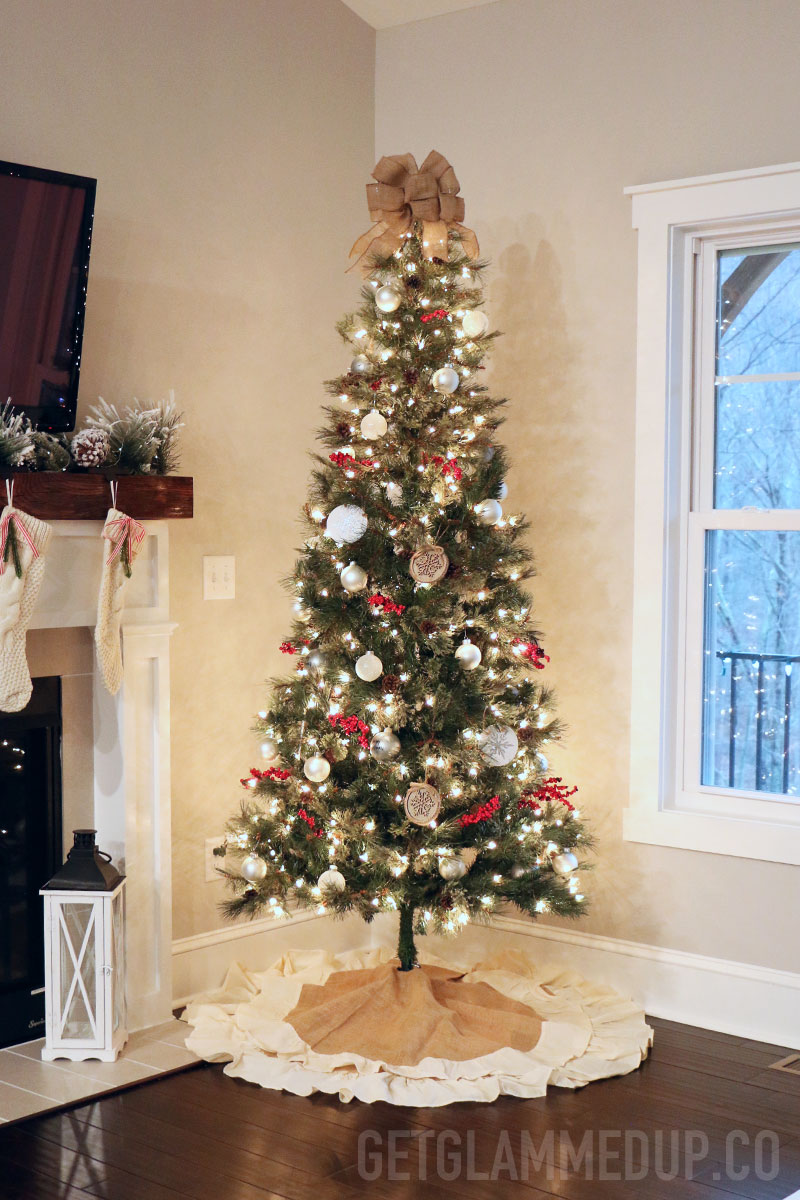 Farmhouse Chirstmas Tree