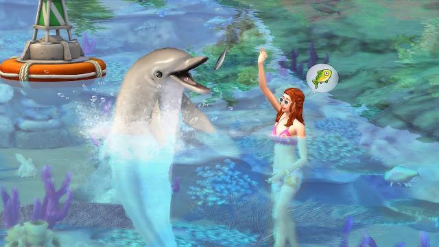 Los Sims 4 Island Paradise PC Full imagenes