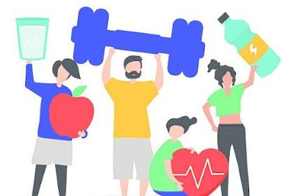 6 Tips Sederhana Pola Hidup Sehat