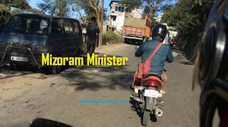 Mizoram minister