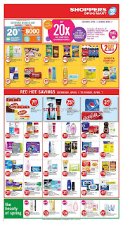 Shoppers Drug Mart Ontario Flyer April 1 to 7