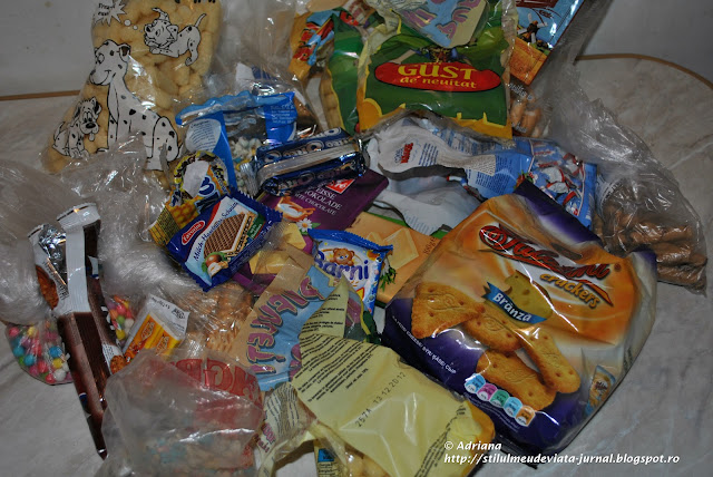 razboi dulciurilor din casa