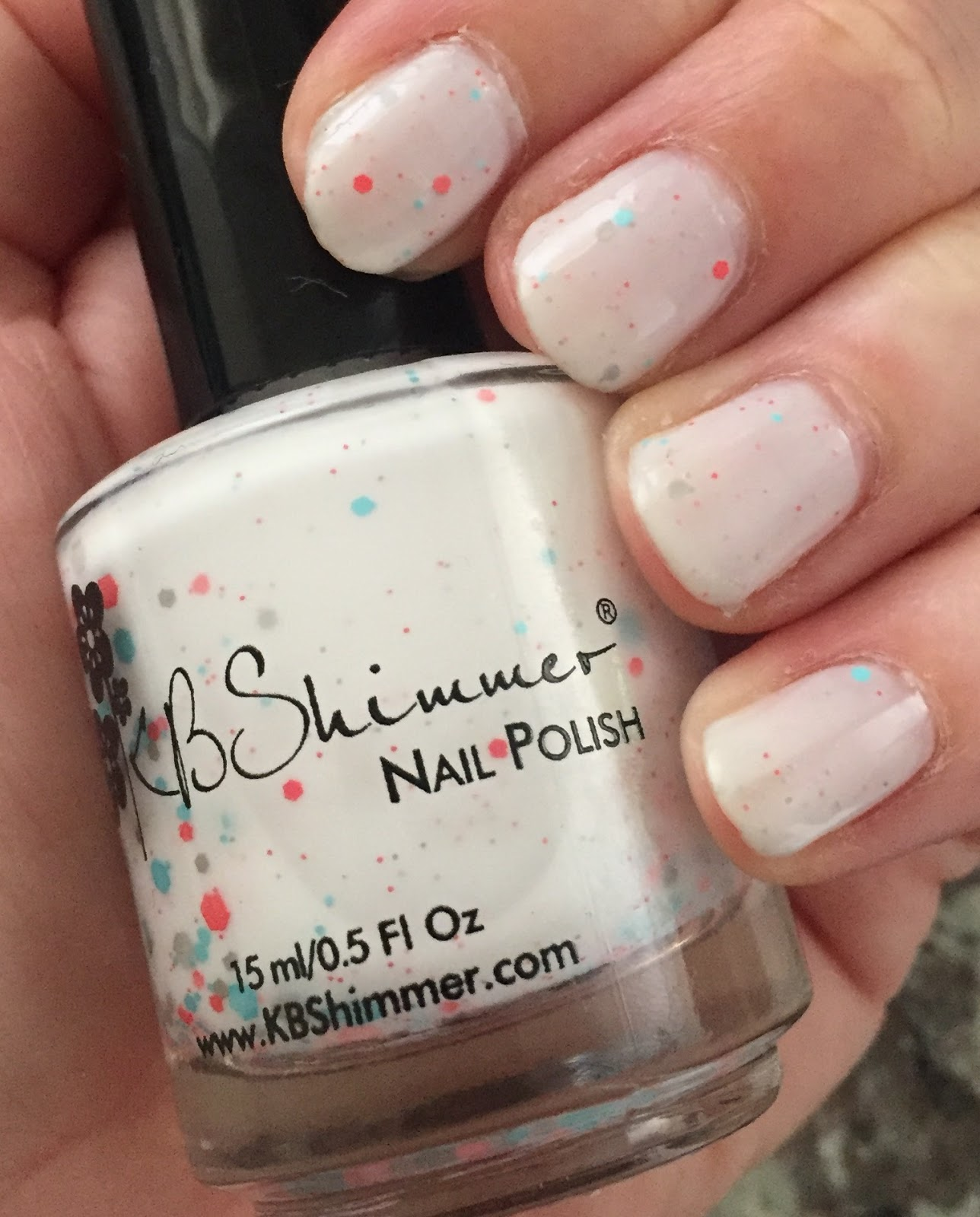 The Beauty of Life: #ManiMonday: KBShimmer Don\'t Play Koi from the ...