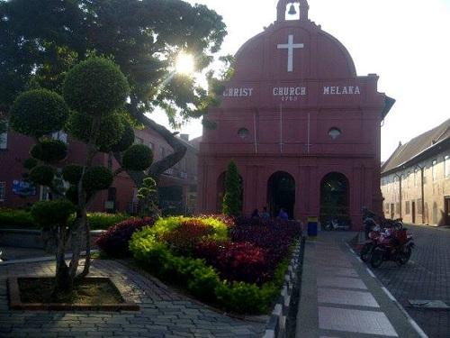 Gereja Merah Melaka