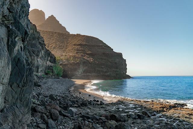 Die Top 30 Fotospots auf Gran Canaria  Strand, Natur und Sehenswürdigkeiten Gran-Canaria  Die besten Spots Gran Canaria - Playa de Güigüi