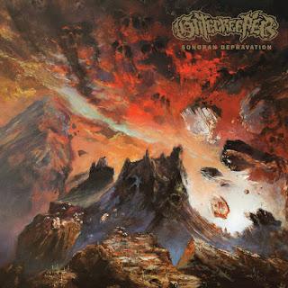 Gatecreeper - Sonoran Depravation (2016) - Album Download, Itunes Cover, Official Cover, Album CD Cover Art, Tracklist