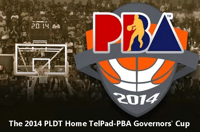 Free PBA Governor's Cup 2014 Livestreaming Courtesy of TV5