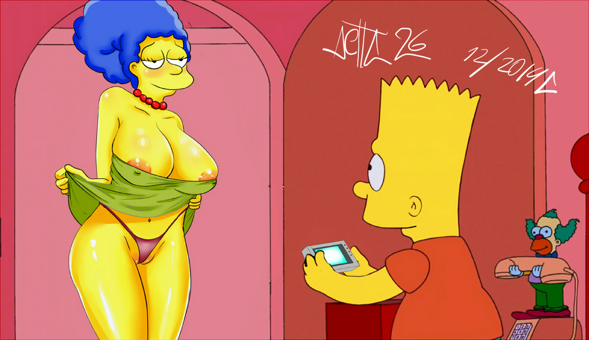 bart lisa twinks xxx