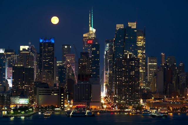New York millionaires