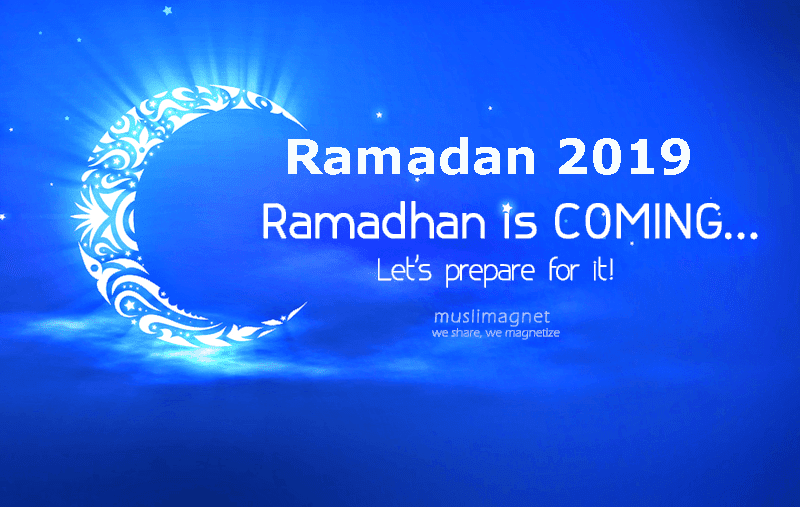 Ramadan 2019 Dates,When Is Ramadan 2019