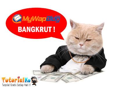 BANGKRUT ! MyWapBlog Akan Tutup 15 November 2016 Nanti