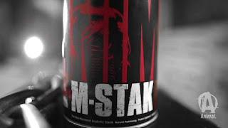 انيمال ام ستاك Animal M-Stak