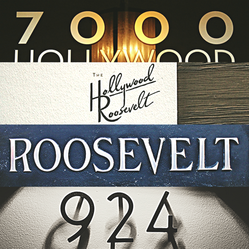 Hollywood Roosevelt Hotel Los Angeles Hotels