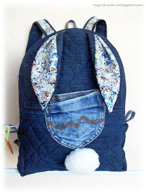рюкзак для детей сшить