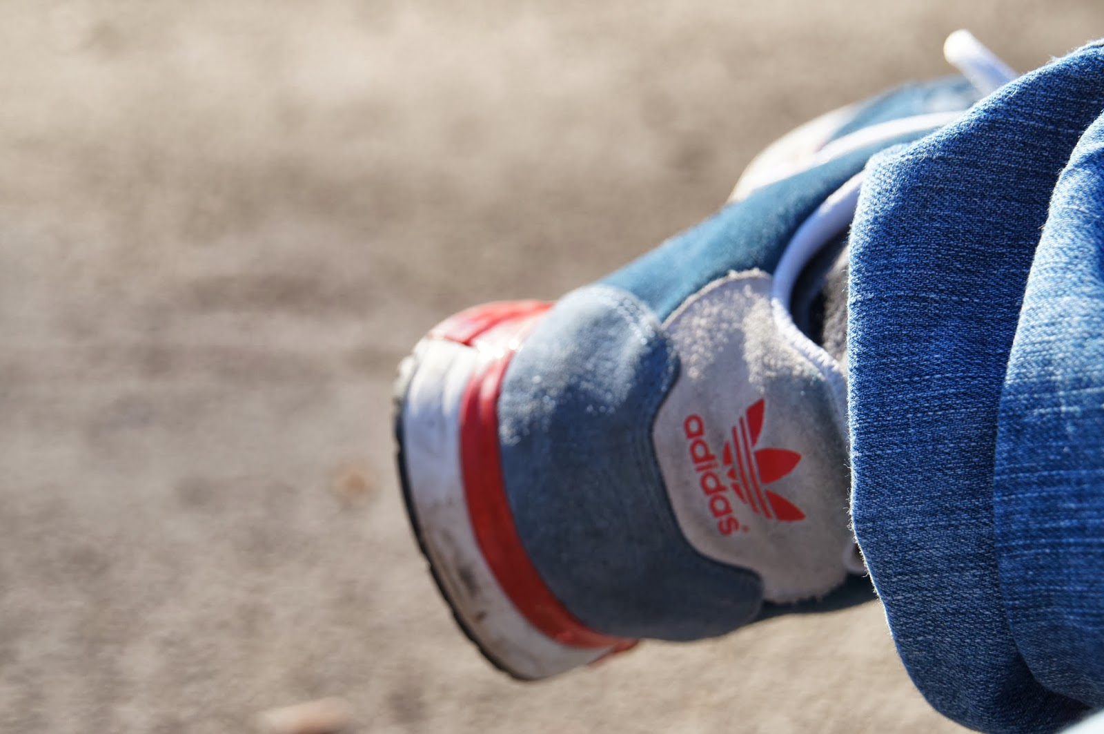 fashionhype.com Adidas Sneaker Fashion