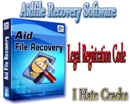 Get Aidfile Recovery Software With Legal Registration Code
