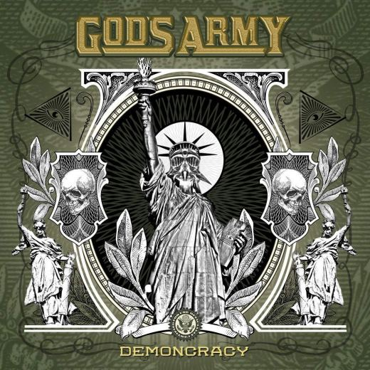 GOD'S ARMY - Demoncracy (2018) full