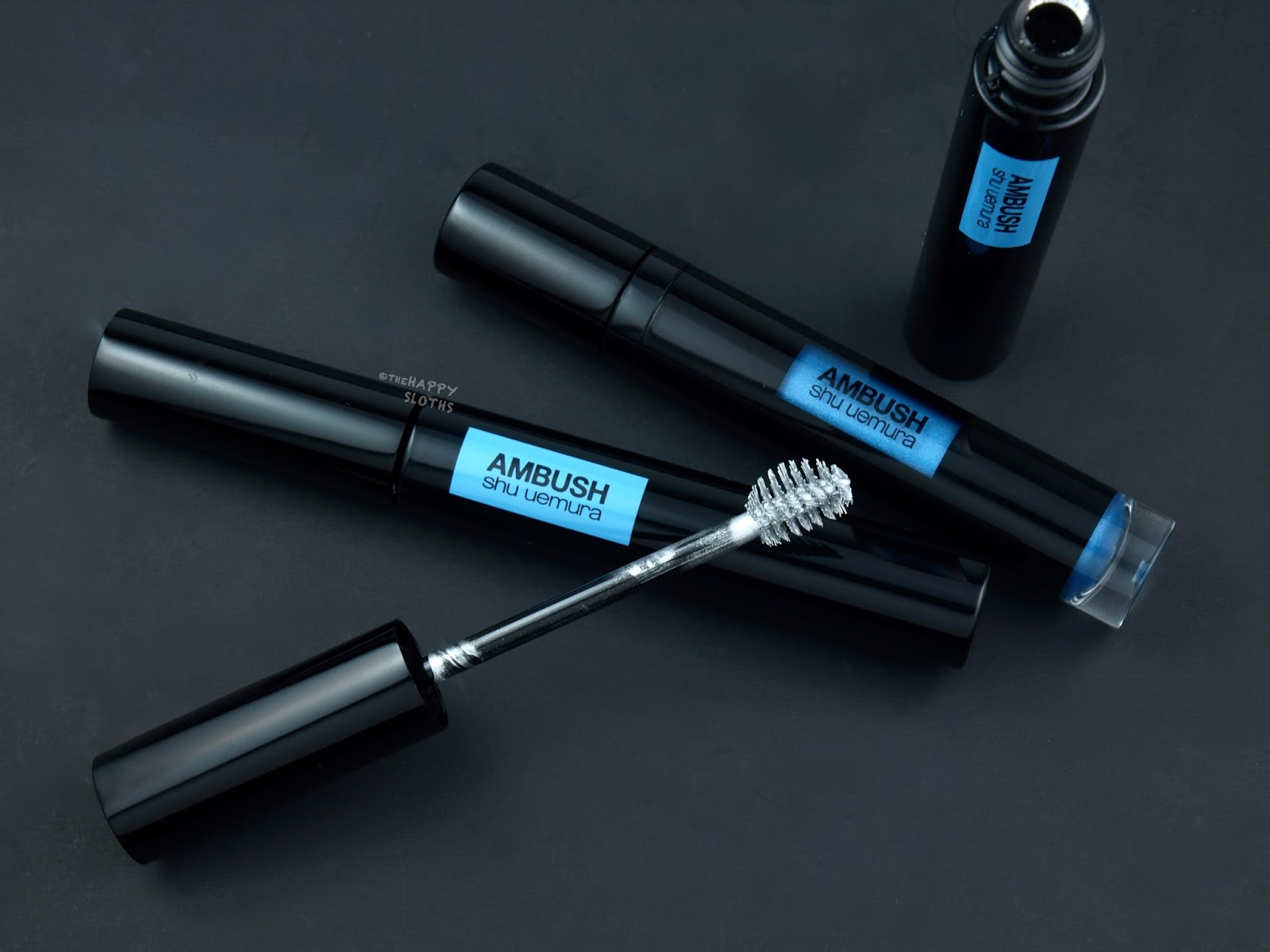 Shu Uemura x AMBUSH Collection | Eyebrow Manicure & Eye Foil: Review and Swatches