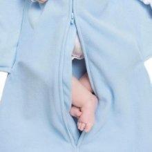 kaki bayi longgar dalam bedung