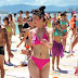 Bikini Festivals in China when summer comes