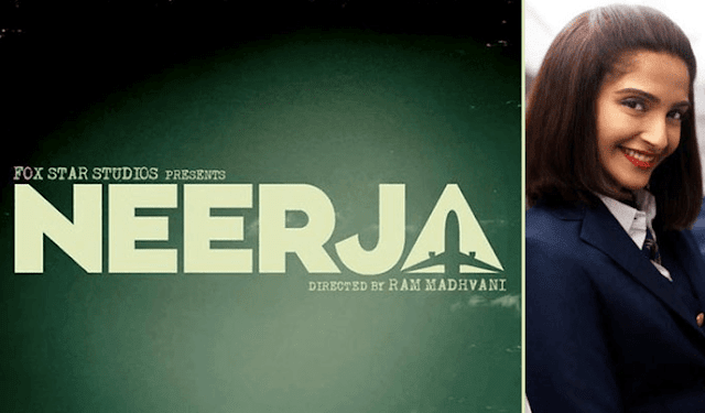Neerja Hindi Movie Official Trailer 2016